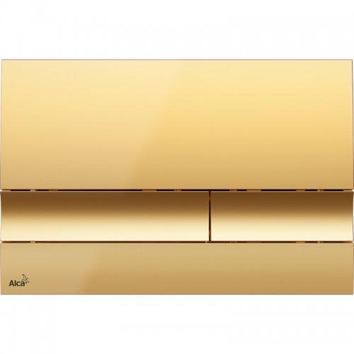 Кнопка управління AlcaPlast M1725 (золотой)