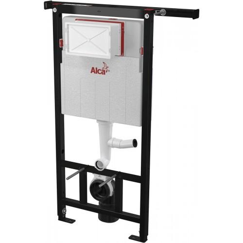 Инсталляция для подвесного унитаза AlcaPlast AM102/1120V с возможностью вентиляции