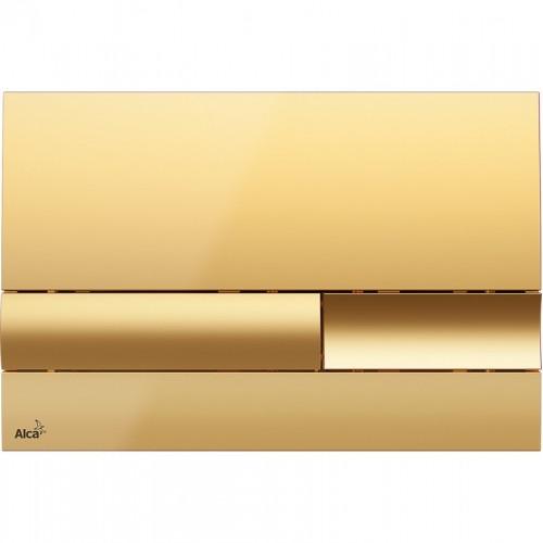 Кнопка управління AlcaPlast M1745 (золотой)