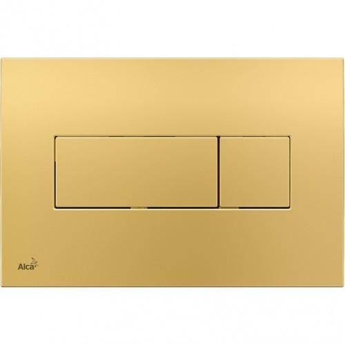 Кнопка управління AlcaPlast M375 (золотой)