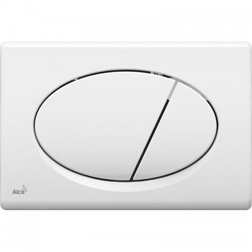 Кнопка управления AlcaPlast M70 (белый)