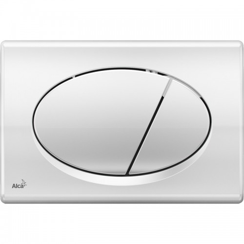 Кнопка управления AlcaPlast M71 (xром-глянец)