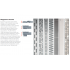 Решетка для трапа AlcaPlast CODE-850L