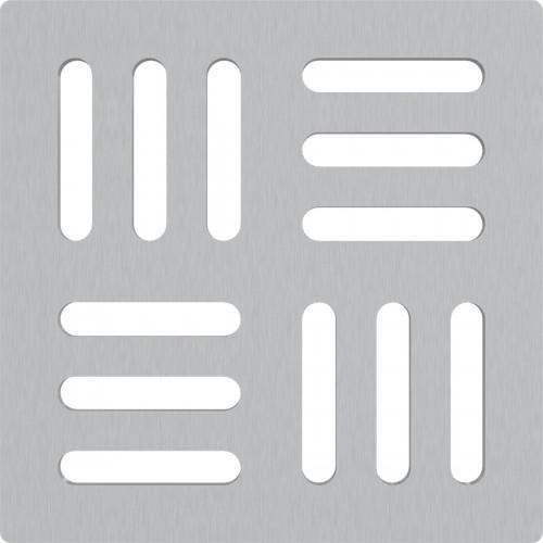 Решетка AlcaPlast MPV011