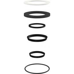 Комплект прокладок к сифонам для мойки AlcaPlast P067