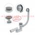 Сифон для ванны AlcaPlast A504CKM-100 click-clack