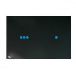 Клавиша смыва Alcaplast Night Light-3