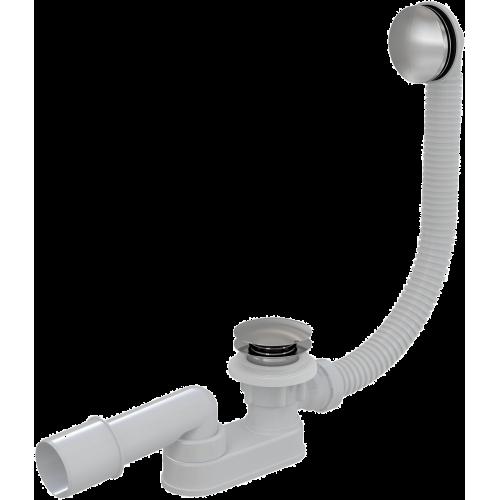 Сифон для ванны AlcaPlast A507KM click-clack