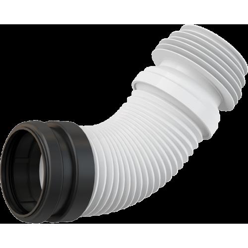 Гибкое колено AlcaPlast M9006, 90/110 flexi