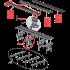 Водосточный желоб AlcaPlast APZ9-950m +подарок