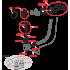 Сифон для ванны AlcaPlast A564CRM3