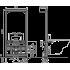 Монтажная рама AlcaPlast A105/1120 для биде