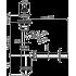 Сифон для умывальника Alca Plast A410P