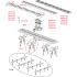 Водосточный желоб AlcaPlast APZ8-950m+подарок