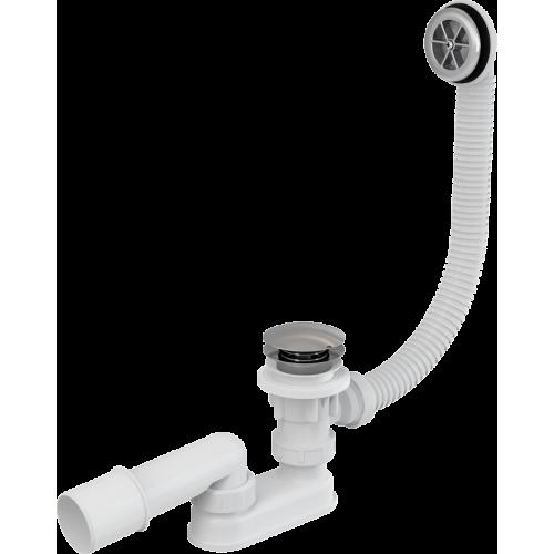Сифон для ванны Alca Plast A505KM click/clack