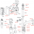Сифон AlcaPlast AKS3 для сбора конденсата