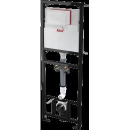 Монтажная рама AlcaPlast A108F/1500 с бачком для видуара и смесителя
