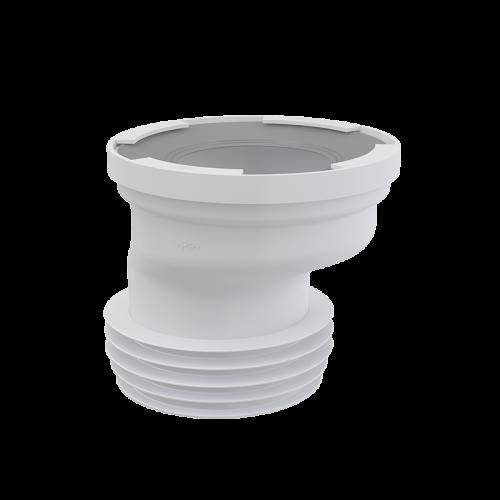 Патрубок для унитаза Alca Plast A991-20 эксцентрический