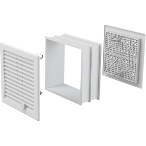 Вентиляционная решетка Alca Plast AVM200UZVB