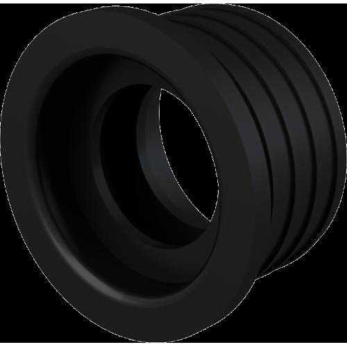 Гофрированная прокладка AlcaPlast Z0003-ND 40/32