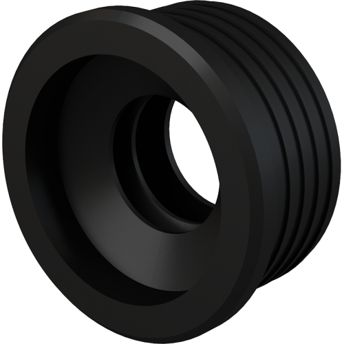Гофрированная прокладка AlcaPlast Z0004-ND 50/32