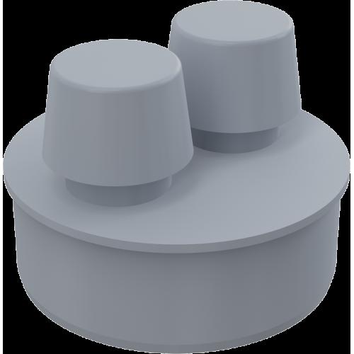 Вентиляционный клапан Alca Plast APH100 Ø100 мм d110